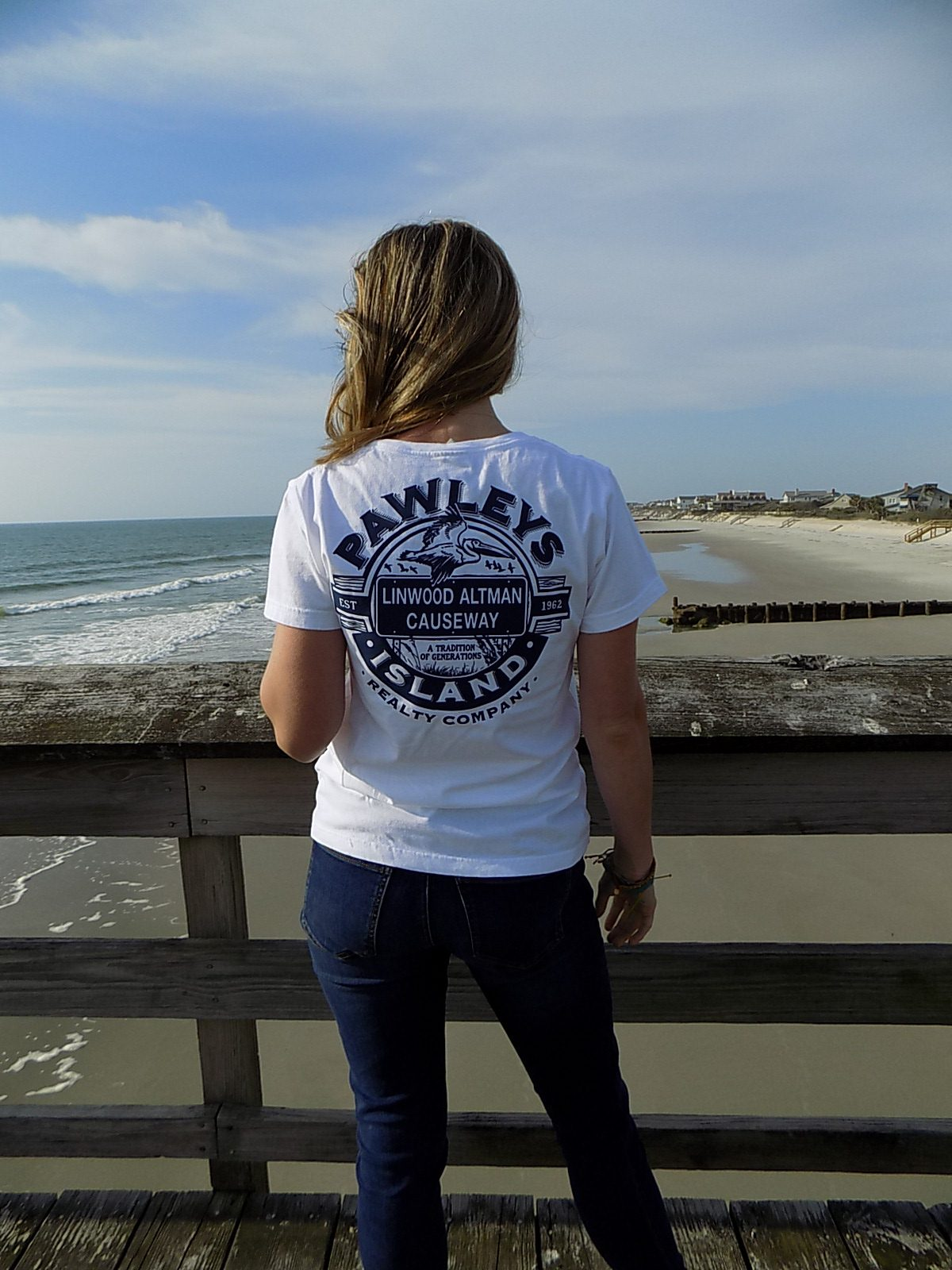 1bf4b54dc712 Each year we will have new t-shirts for sale with different artwork to  commemorate the year with Pawleys Island Realty. Come to PIR and purchase  yours ...
